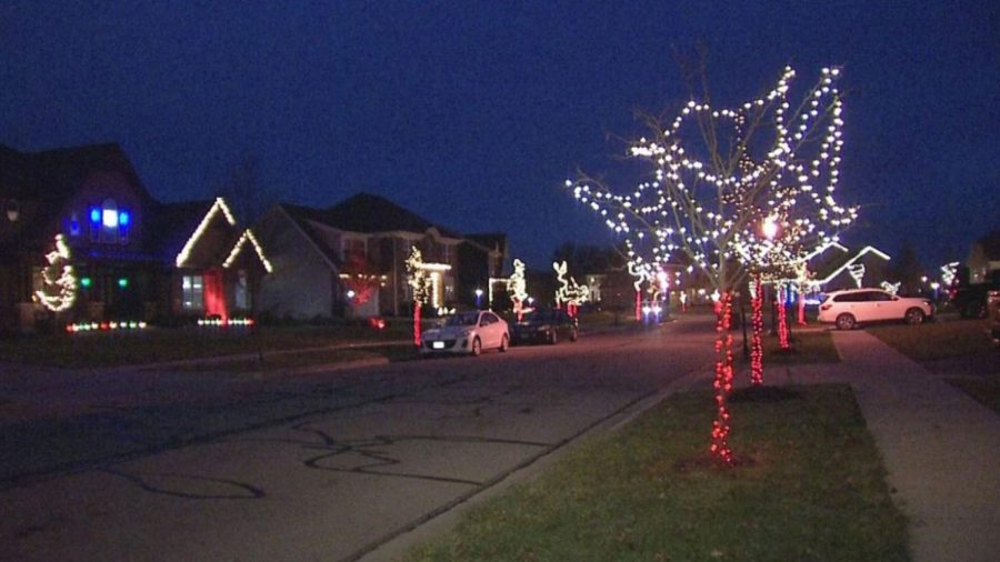 When should Christmas decorations come down?