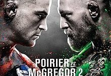 Conner McGregor vs. Dustin Poirier