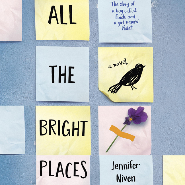 February Book Review: All the Bright Places