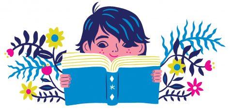 St. Ed's summer reading challenge