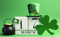 Shamrockin and rollin the history behind St. Patrick's Day