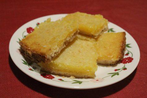 Baking Basics: The best lemon bars!