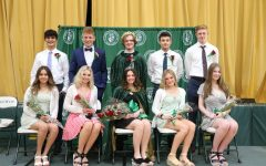 The 2021 Promcoming Court