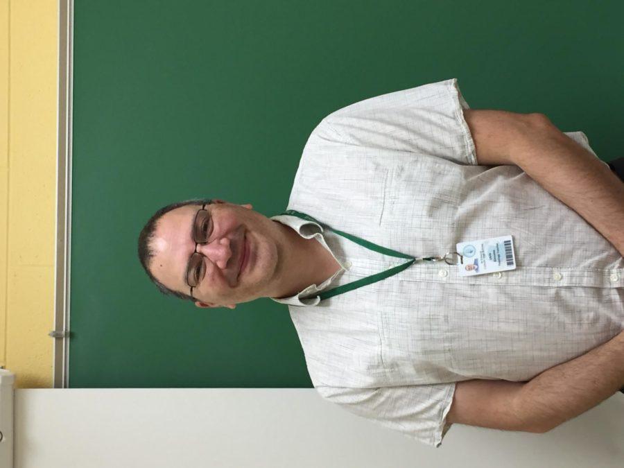 Meet the spiritual new theology teacher, Mr. Gonzalez